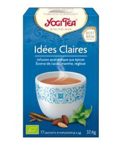 Idées Claires BIO, 17sachets