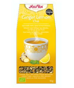 Gingembre Citron Chaï