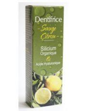 Dentifrice Sauge-Citron (Silicium organique)