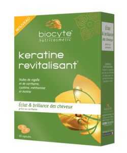 Keratine Revitalizing, 40capsules
