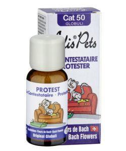 Le contestataire - Cat 50 Globuli BIO, 20g