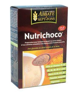Nutrichoco - emballage abîmé