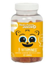 Ours 9 vitamines