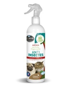 Lotion Anti-insectes