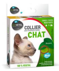 Collier insectifuge CHAT