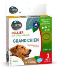 Collier insectifuge GRAND CHIEN
