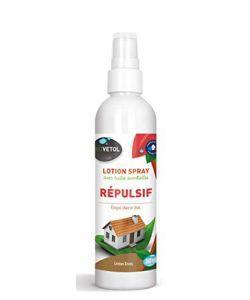 Spray répulsif chiens et chats, 240ml