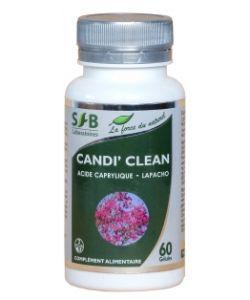 Candi'Clean, 60gélules