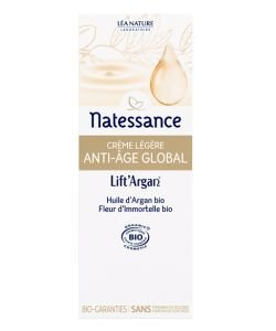 Anti-âge Global - Crème légère