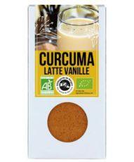Curcuma Latte vanille
