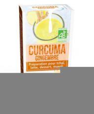 Curcuma Latte gingembre