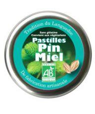 Pastilles Pin-Miel