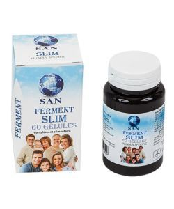 Ferments Probiotiques Slim, 60gélules
