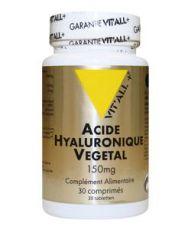 Acide hyaluronique végétal 150 mg