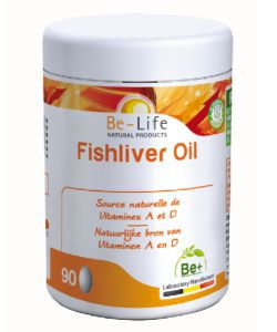 Fishliver Oil , 90gélules