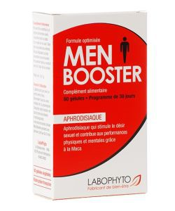 MenBooster, 60gélules