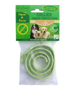 Collier insectifuge - Grands chiens, pièce