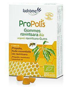 Gommes Propolis & Ravintsara BIO, 45g