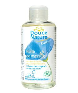 Huile de massage Bébé BIO, 100ml