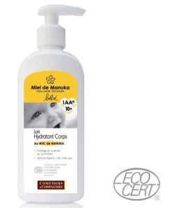 Lait Hydratant Corps au miel de Manuka IAA®10+ BIO, 200ml