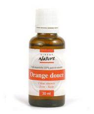 Orange douce (Citrus sinensis)