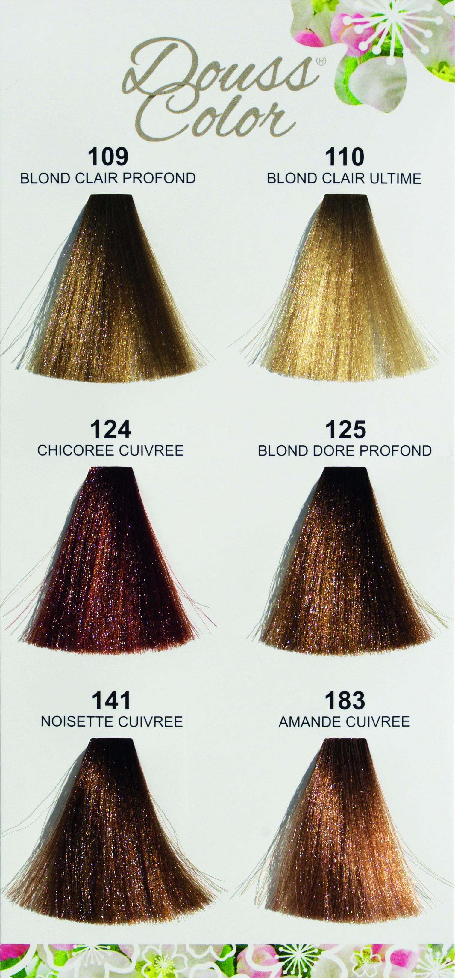 Dousscolor 106 Blond Naturel Coloration Douce Beliflor